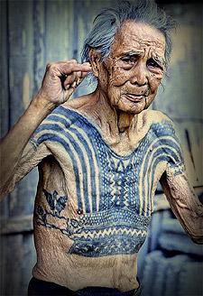 Indigenous Body Adornment Filipino Tattoos